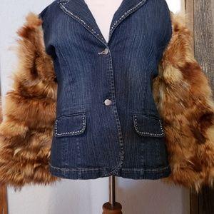 zena jeans / diy handmade
